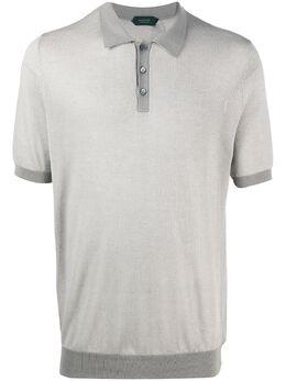 Zanone рубашка поло 812318ZJ378