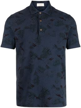 Altea рубашка поло с принтом 2155060