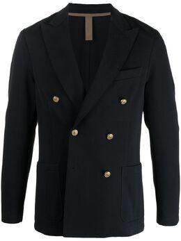Eleventy двубортный пиджак C70GIAA02BOTJAC25001