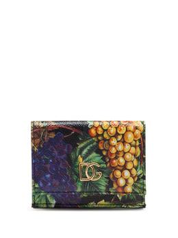 Dolce&Gabbana бумажник с принтом BI1048AW665