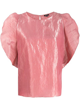 Aspesi блузка с оборками 5607G427