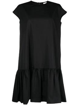 Aspesi ярусное платье-трапеция H607D307
