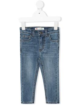 Levi's Kids джинсы Milestone с эффектом потертости EC229M0E