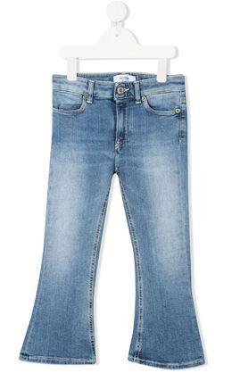 Dondup расклешенные джинсы dfpa740164wd012