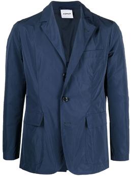 Aspesi однобортный пиджак I121G703
