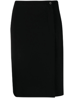 Aspesi юбка-карандаш с запахом 22012088