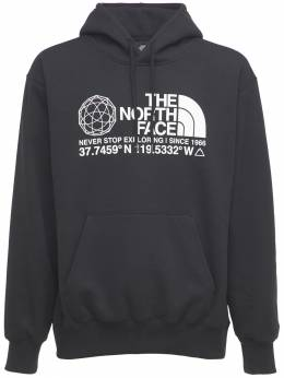 Худи Coordinates P/o The North Face 73I0D9009-Sksz0