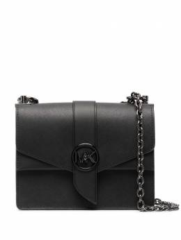 MICHAEL Michael Kors logo-plaque crossbody bag 32S1TGRC0U