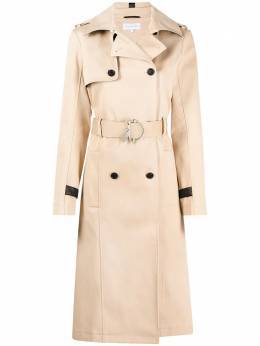 Patrizia Pepe belted trench coat 8S0356A8P9