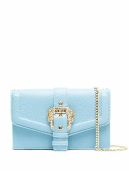 Versace Jeans Couture buckle-fastening leather wallet E3VWAPF671578