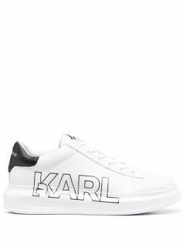 Karl Lagerfeld кроссовки Kapri KL52523011