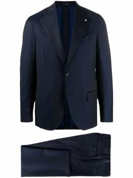 Lardini floral pin two-piece suit EL780AEELRP56491