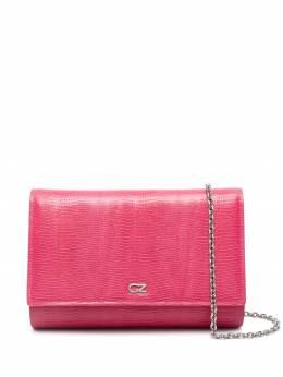 Giuseppe Zanotti Design grained clutch bag EB00008