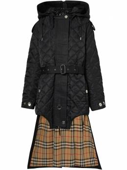 Burberry quilted parka coat 8038324