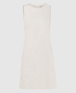 Бежевое платье Peserico 2300006680847
