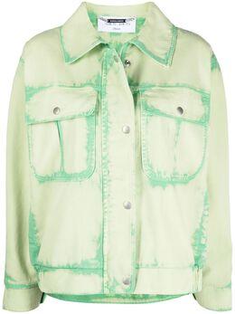 Alberta Ferretti куртка Sorbet Sky Dye A05070181