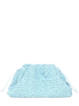 Плетеный Клатч С Букле Bottega Veneta 73ID5T020-NDkxMQ2