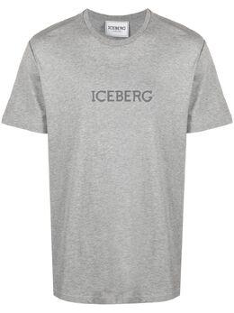 Iceberg футболка с логотипом F0226301