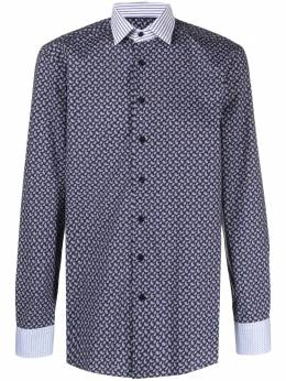 Etro paisley-print long-sleeve shirt 129114755