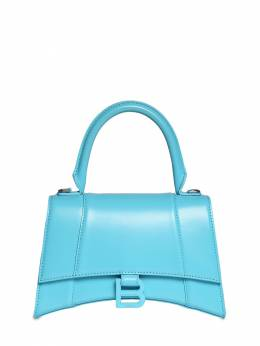 Sm Hourglass Smooth Leather Bag Balenciaga 73IWD2011-NDgwNQ2