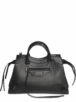 Neo Classic City Leather Top Handle Bag Balenciaga 73IWD2002-MTAwMA2