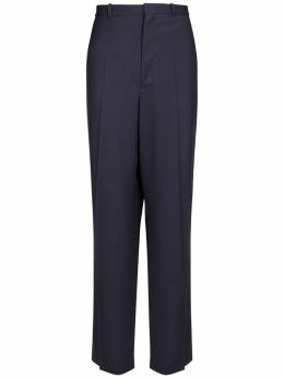 Oversize Tailored Wool Twill Pants Balenciaga 73IROV005-ODA2NQ2
