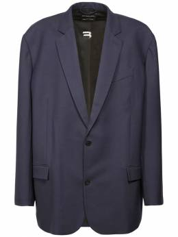 Oversize Wool Jacket Balenciaga 73IROV004-ODA2NQ2