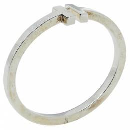 Tiffany & Co. T Square Sterling Silver Bracelet 395848