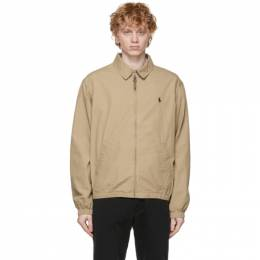 Polo Ralph Lauren Tan Cotton Bayport Jacket 710704084009