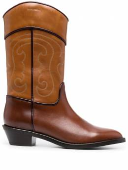 See By Chloe western slip-on boots SB36071A13140