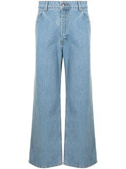 Eckhaus Latta прямые джинсы 334ELCORETB