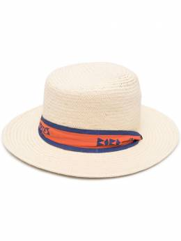 Bobo Choses logo-strap sun hat 121AI049105