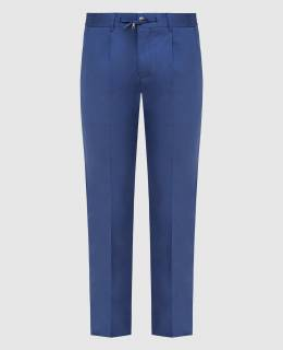 Синие брюки Stefano Ricci 2300006664816
