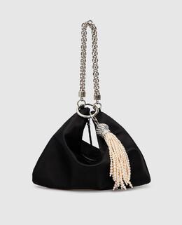 """Черная сумка """"Callie"""" Jimmy Choo 2300006691720"""