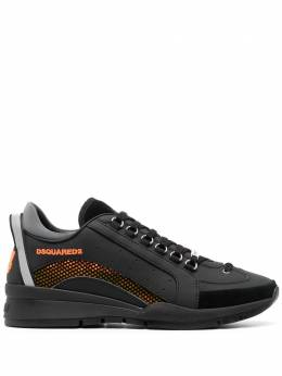 Dsquared2 panelled low-top sneakers SNM015330801660