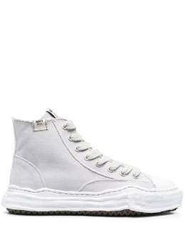Maison Mihara Yasuhiro ankle lace-up sneakers A06FW716