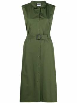 Aspesi платье-рубашка с поясом H609D307