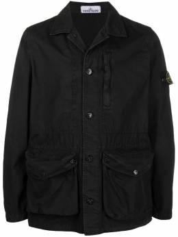 Stone Island куртка-рубашка 7415439WN