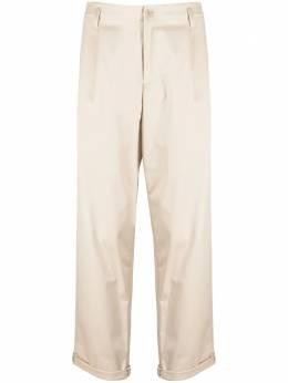 Neil Barrett брюки прямого кроя PBPA817XQ011