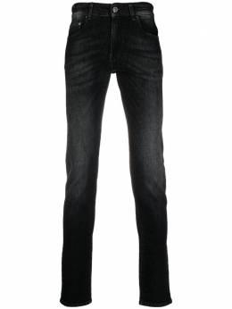 Pt05 джинсы скинни с эффектом потертости C5KJ05Z40BASOA36