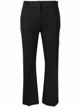 Frame cropped-tailored trousers LWWB0591NOIR