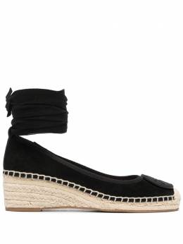 Tory Burch Minnie wrap-ankle espadrilles 82572