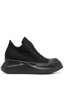 Rick Owens DRKSHDW Phlegethon abstract sneakers DS21S2842TNAP