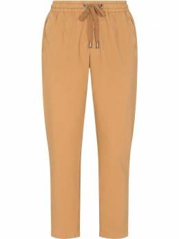 Dolce&Gabbana укороченные спортивные брюки GYU6ETG8BQ1