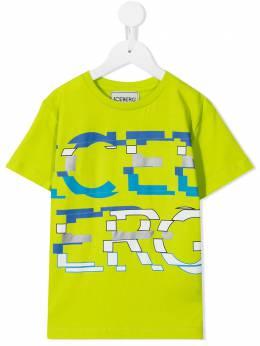 Iceberg Kids футболка с логотипом TSICE1120J