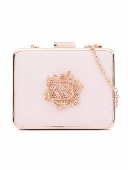 David Charles crystal floral-embellished bag 5608X
