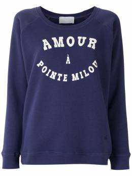 Andrea Bogosian футболка Amour с принтом 009092