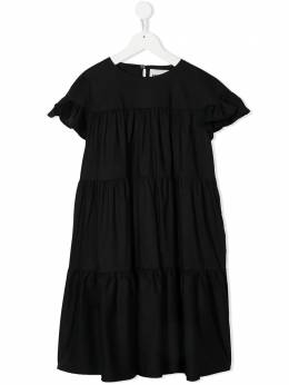 Touriste ярусное платье с оборками TS147