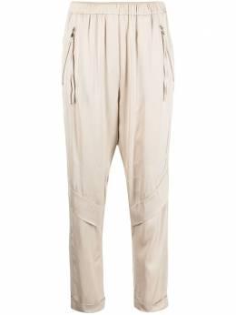Dorothee Schumacher брюки с молниями 240403