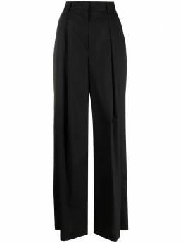Nude широкие брюки с завышенной талией 1103513
